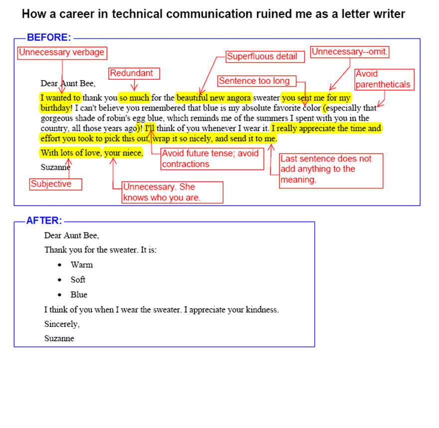 how to train as a technical writer